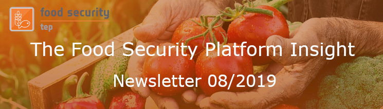 Food Security TEP Insight Aug 2019